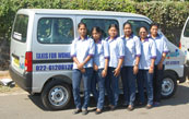 Viira Cabs - Team